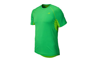New Balance Ultra Short Sleeve - Mens
