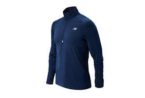 New Balance Impact Half Zip - Mens