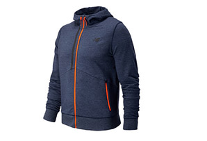 New Balance Edge FT Hoodie - Mens