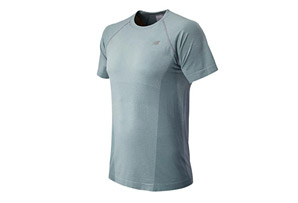 New Balance M4M Seamless Short Sleeve - Men's