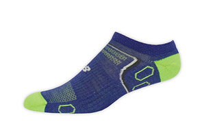 New Balance NBx Merino Wool No Show Socks