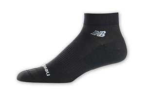 New Balance NBx Olefin Quarter Socks