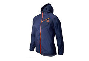 New Balance Ultra Hooded Jacket - Mens