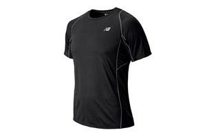 New Balance Accelerate Short Sleeve Shirt - Men's