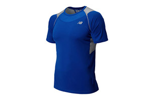 New Balance Ice Short Sleeve Shirt - Men's