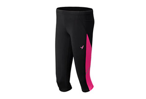 New Balance Pink Ribbon Accelerate Capri - Women's