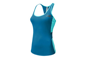 New Balance Excel Race Day Singlet - Women's