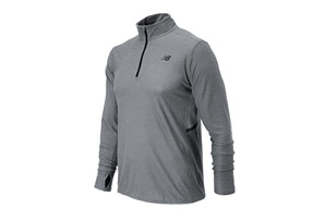 New Balance Shift Long Sleeve Quarter Zip - Men's