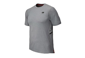 New Balance Shift Short Sleeve Top - Men's