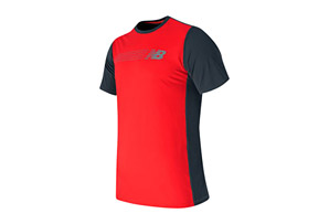 New Balance Excel Race Day Short Sleeve - Men's
