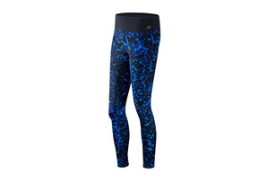 New Balance Printed Performance Tight - Women's