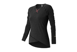 New Balance That's A Wrap Tee - Women's