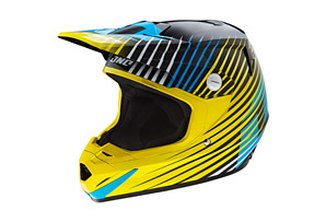 One Industries Atom Fragment Helmet - Youth