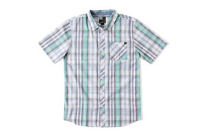 O'neill County Line S/S Woven - Mens
