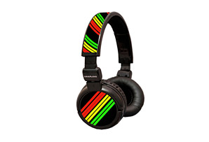 Orig Audio Reggae Headphones