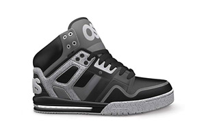 Osiris Rucker Shoes - Mens
