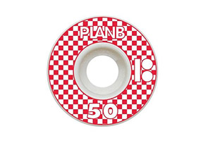 Plan B Team Checked 50mm Wheels