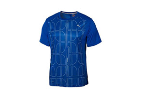 Puma Run SS Tee - Mens