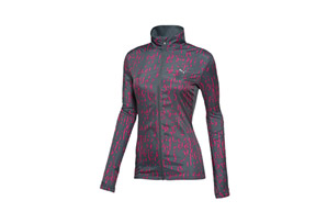 Puma Graphic Run Jacket - Womens