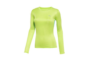 Puma PE Run LS Top - Womens