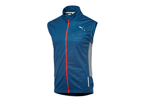 Puma Cross Graphic Vest - Mens