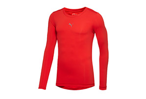Puma Tech Active L/S Top - Mens