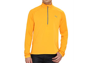 Puma Technical Quarter Zip - Mens