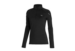 Puma 1/2 Zip Race LS - Womens