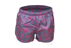 Puma Graphic Run Short - Womens