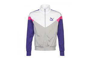 Puma Icon MCS Track Jacket - Mens