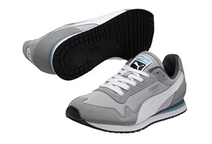 Puma Cabana Mesh Sport Shoes - Mens