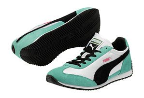 Puma SF77 Nylon Shoes - Womens
