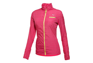 Puma Pure Nightcat Reflective Running Jacket - Womens