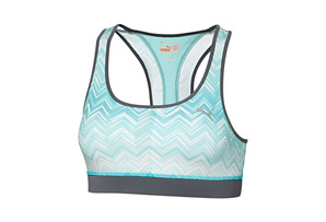 Puma Graphic Gym Licious Bra - Womens