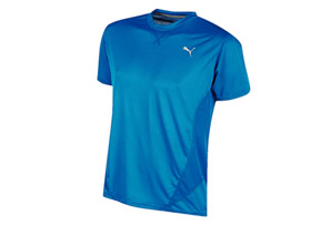Puma Pure Core Short Sleeve Tee - Mens