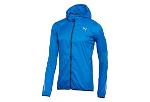 Puma PR Hooded Lightweight Jacket - Mens