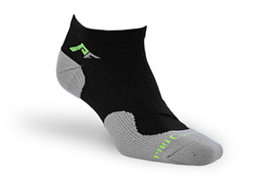 PRO Compression Trainer Low Socks - 2-Pack