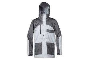 Quiksilver Travis Rice Roger That 15K Shell Jacket - Mens