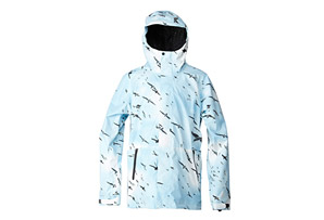 Quiksilver Forever Gore-Tex Shell Jacket - Mens