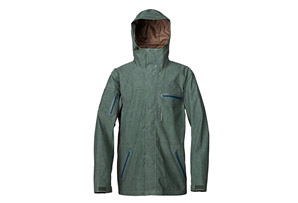 Quiksilver Dreaming 15K Shell Jacket - Mens