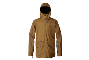Quiksilver Elevation 15K Shell Jacket - Mens