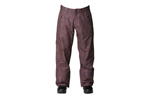 Quiksilver Still Snowing Gore-Tex Shell Pants - Mens