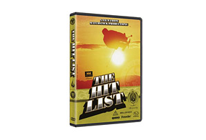 The Hit List Ski DVD