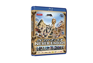 NWD 9 Never Enough BD (Blu-ray) DVD