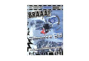 Braaap Twenty 11 Snowmobile DVD