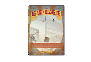 The Grand Bizarre Ski DVD