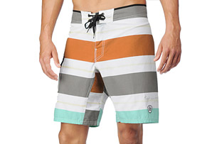 REEF Strung Out Stripe Boardshort - Mens