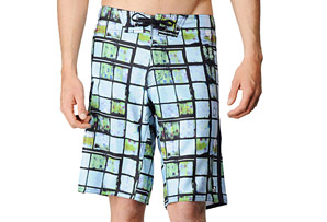 REEF Broken Glass Boardshorts - Mens
