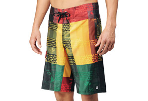 REEF Army Beach Boardshorts - Mens