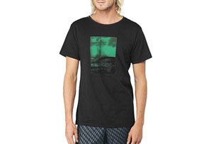REEF Paint Drop Tee - Mens